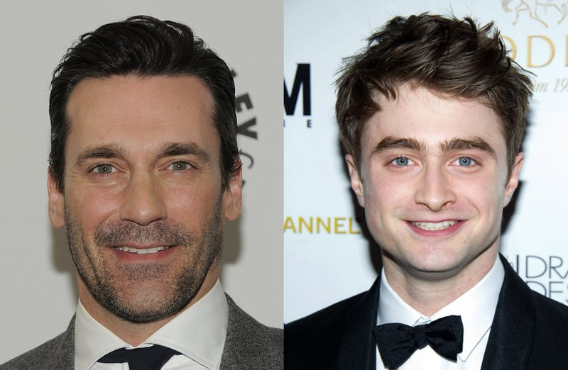 A British Period Drama Starring Jon Hamm and Daniel Radcliffe Might Be Happening So Get Your Hopes Up