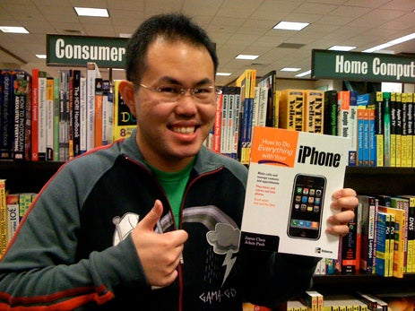 Best iPhone Book Ever Now in Stores
