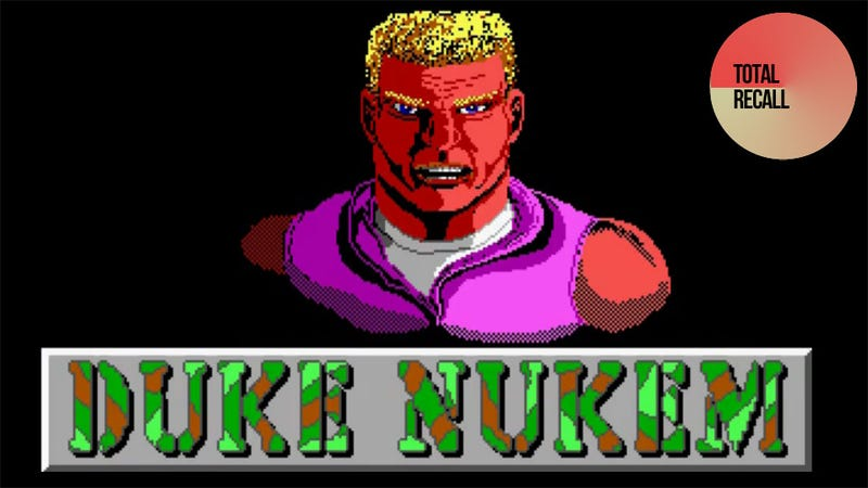 Before Duke Nukem Was An Asshole, He Was a Simple Man