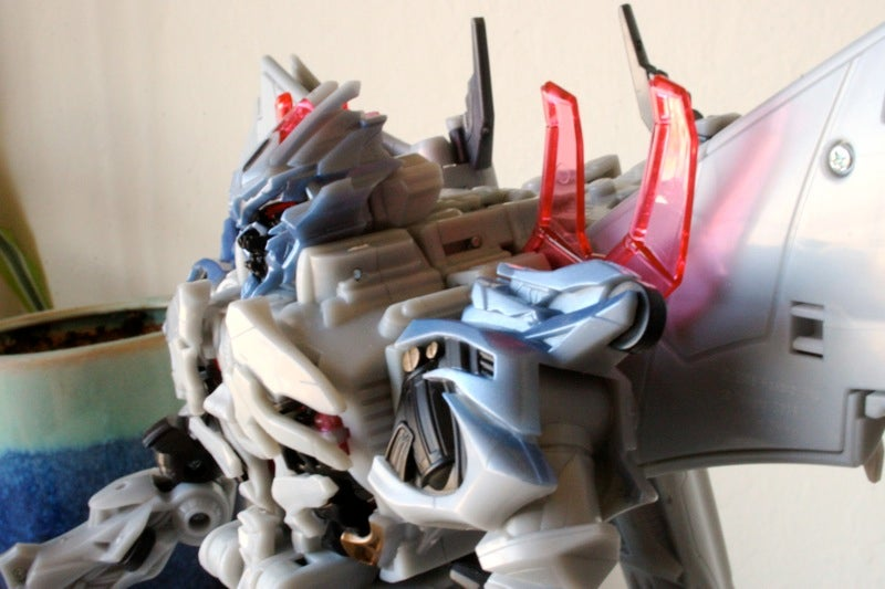 Why Megatron Will Never Beat Optimus Prime