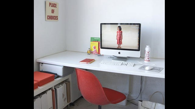 The Zen Swissmiss Workspace
