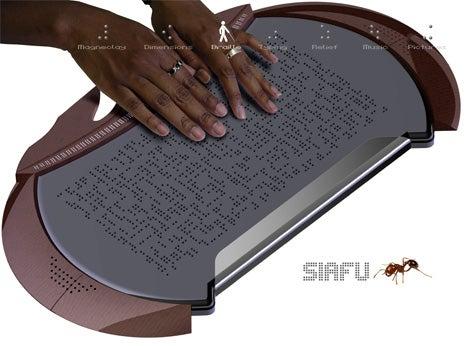 Siafu Computer Brings Eyes To Hands
