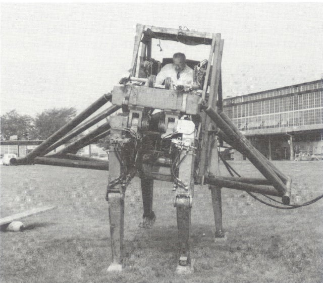The Army Had Their Own AT-AT Years Before George Lucas Invented His