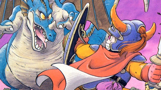 25-Year-Old Dragon Quest Games Are Big In Japan Right Now