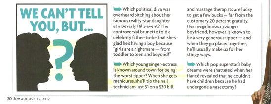 This Week In Tabloids: J. Lo's Boyfriend Loves a Good Gay Glory Hole