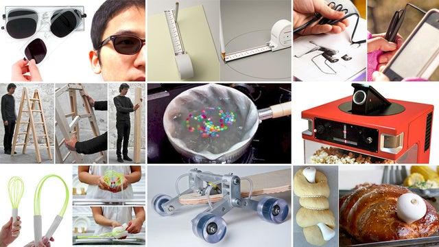 Las ideas más originales del 2012 que nunca se te habrían ocurrido