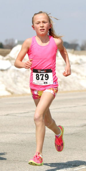 10-Year-Old Girl Sets A World Record*