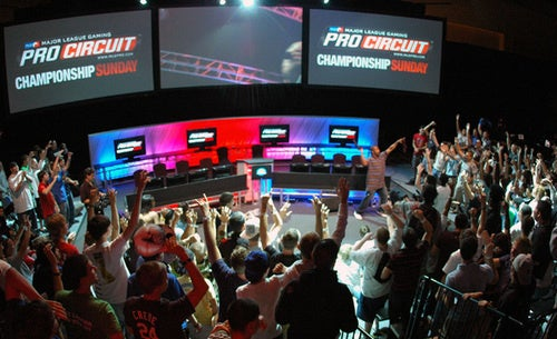 Split With Founders Sends Major League Gaming CEO Packing