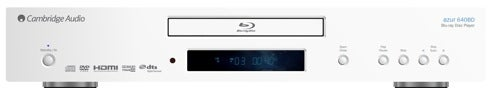Cambridge Audio's BD640 Blu-ray Player Does it Like the Director Intended