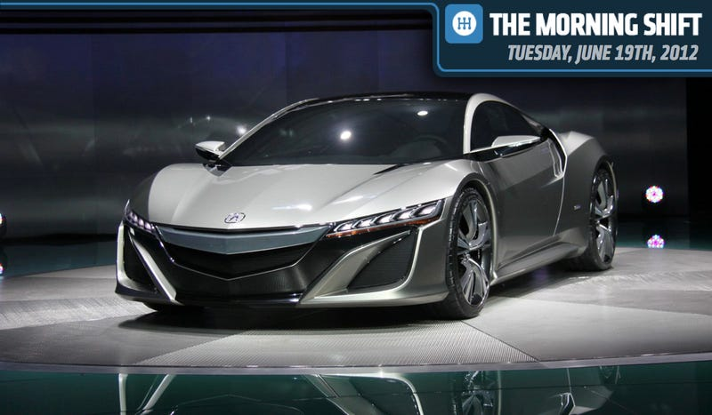 Cars Make You Fat, Dany Bahar Gets A Lawyer, And Acura Tweaks The Beak