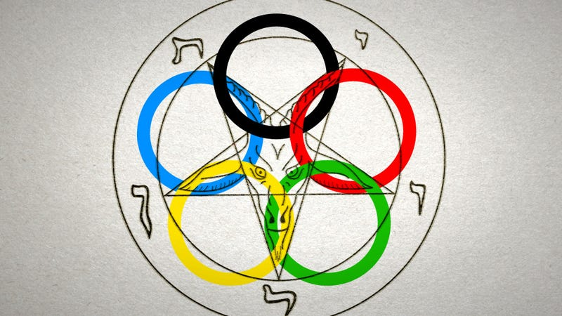 The Opening Ceremony Was a Satanic Illuminati Occult Ritual and Other Olympic Conspiracy Theories
