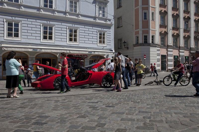 Fahrradi FXX Bike: First Photos