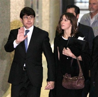 Rod Blagojevich Incapable of Behaving Like Adult During Trial