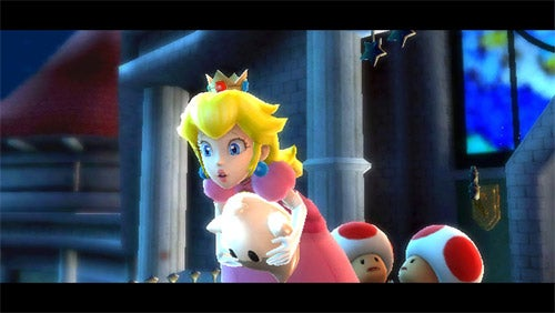 Thank You Mario, But Our Princess Is In Another Game, Getting Kidnapped Again