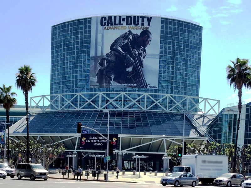 Here's What E3 Looks Like Right Now