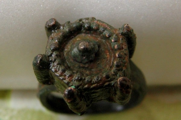 This 700-Year-Old Ring Was Used to Poison Kings