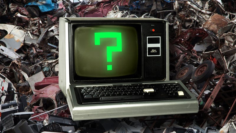 How Old is Your Primary Computer?