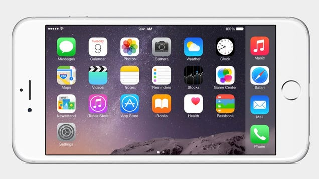iPhone 6: A Little Bit Bigger, A Whole Lot Better