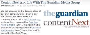 Newspaper Co Buys Blog for Big Bucks