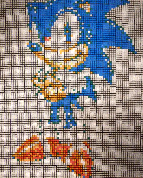 Sonic's Cube
