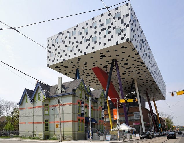 Behold The Remarkable Variety Of Buildings That Stand On
