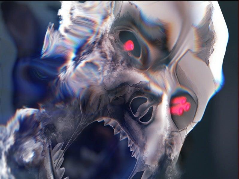 Sneak Peek at Cyborg War Romance 'Appleseed: Ex Machina'