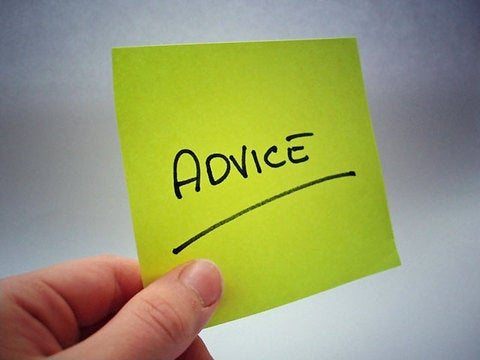 What's Your Best Advice for the New Year?