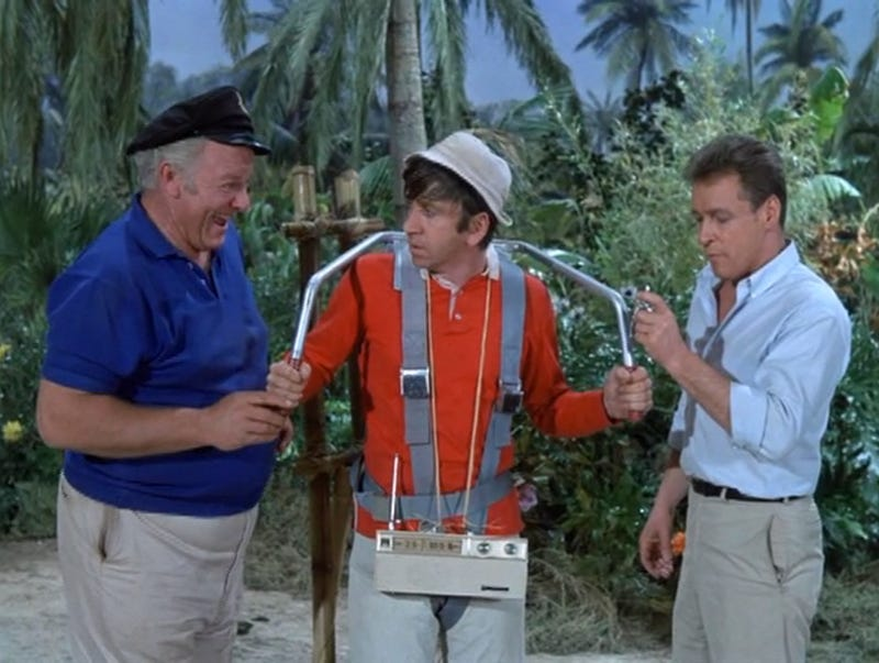 RIP The Professor of Gilligan's Island and His Jetpack Fuel