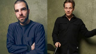 Who Paid for Peter Sarsgaard and Zachary Quinto's Lunch?