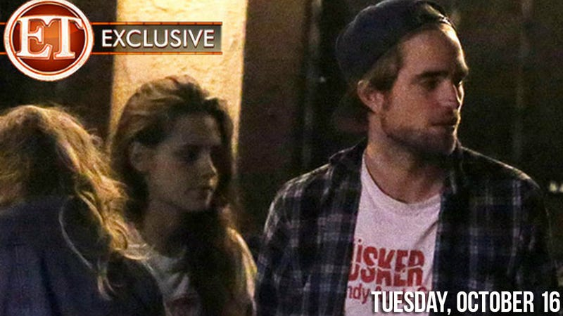 Kristen Stewart and Robert Pattinson Are Back On, Spotted Moping Together in LA