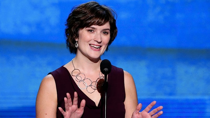 Sandra Fluke Gives the Romney/Ryan Ticket a Stern Talking-To