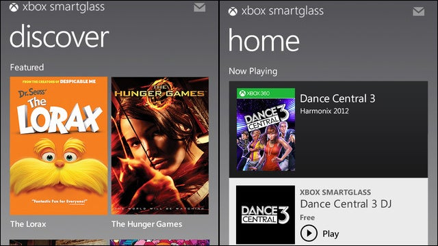 Microsoft's SmartGlass Xbox Companion App Now on iOS