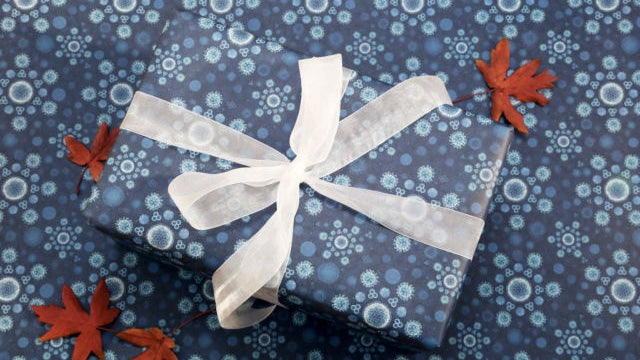 Wrap Your Gifts in Influenza This Year