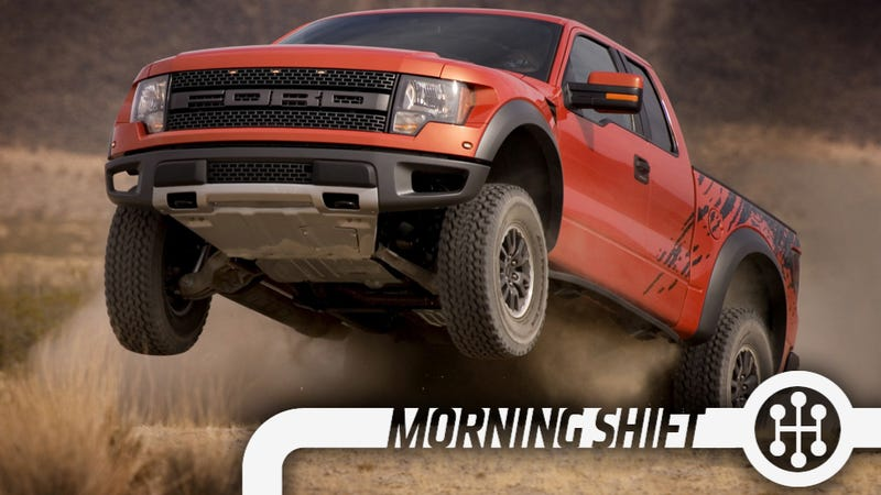 America Is Back To Buying Trucks And SUVs Like They're Crack