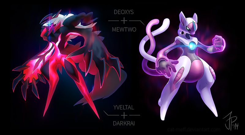 You Don't Want To Mess With Alien Mewtwo