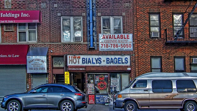 NYC's Oldest Bialy Shop Saved by Two Muslims