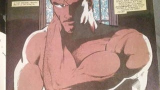 Throwback Thursday : Doctor Strange, Bodybuilder Supreme