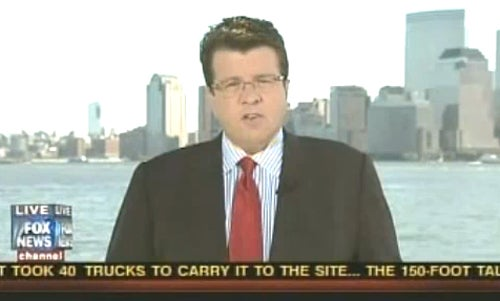 Fox News' Cavuto Interrupts Michelle Obama's Speech to Call Barack a 'Nobody'