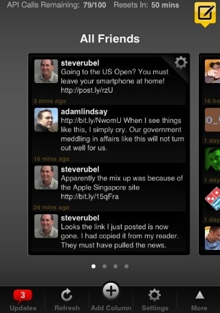 TweetDeck Adds Multi-Column iPhone Client, Account Syncing