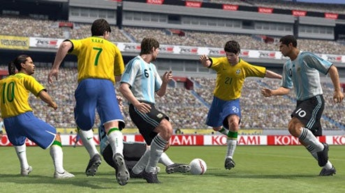 Pro Evo 2009 Kicks Off In Europe In October