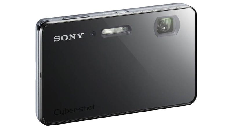 Sony's Underwater Cybershot TX200V Is the iPhone's Fat Photo-Taking Cousin