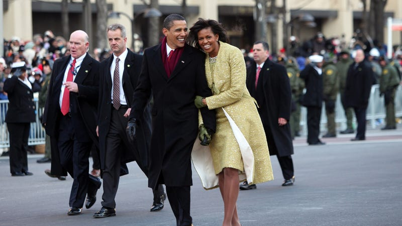A Look Back at the Last Day You Felt Unreservedly Good About Barack Obama: Inauguration 2009