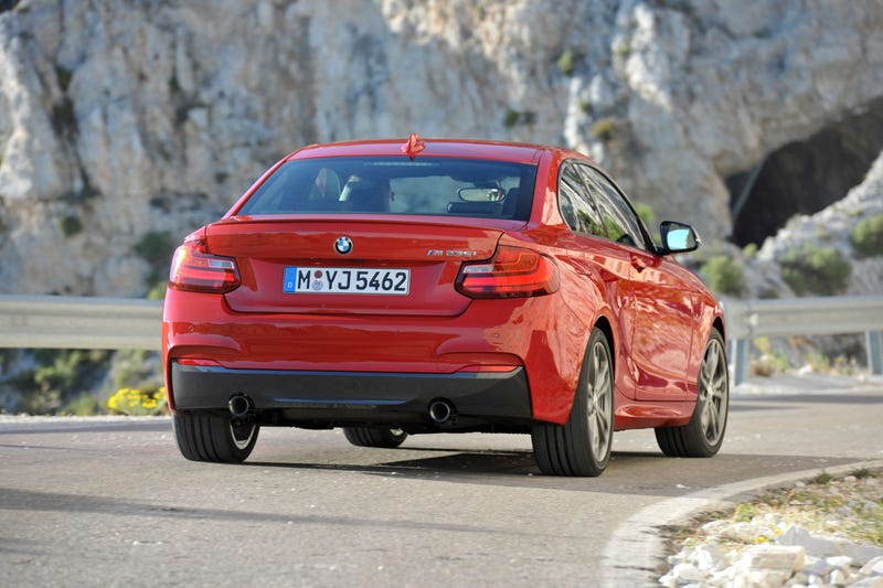 The All-New BMW 2 Series Coupe