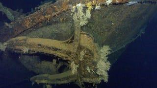 Billionaire Paul Allen Finds Sunken Battleship With Private Submarine