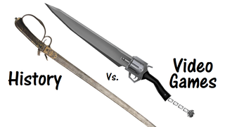 The Gunblade – Video Games vs. History