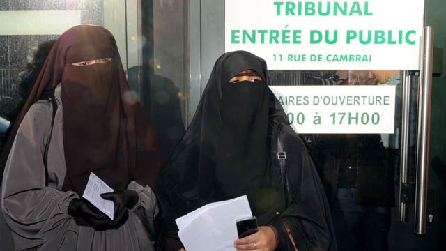 Woman May Be Sent To Prison For Violating French Burqa Ban