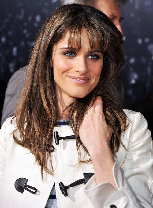 Amanda Peet Is Not Famous Enough to Get Robbed