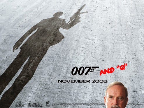 "Question of the Day: Do You Miss the ""Q"" Character in the New James Bond Films?"
