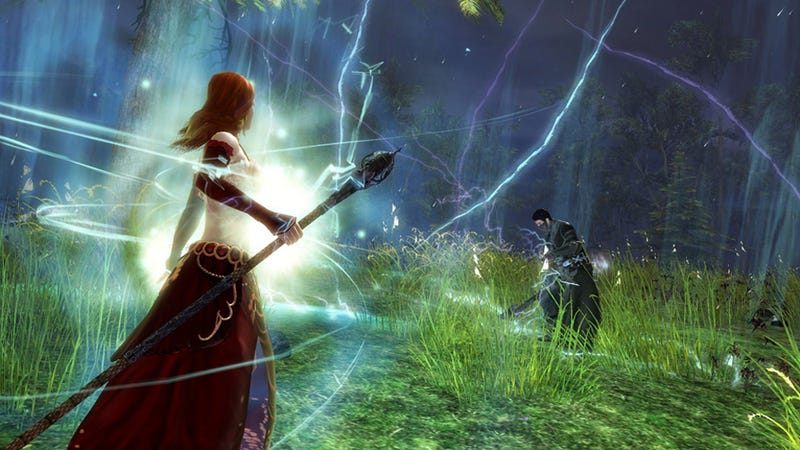 Guild Wars 2 Adds PvP Features, Plans For a Future Jump Into eSports