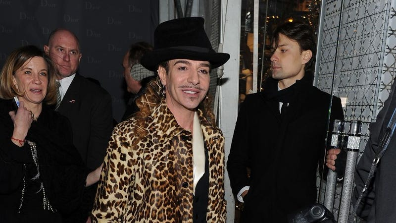 John Galliano Found Guilty Of Hate Speech, Fined